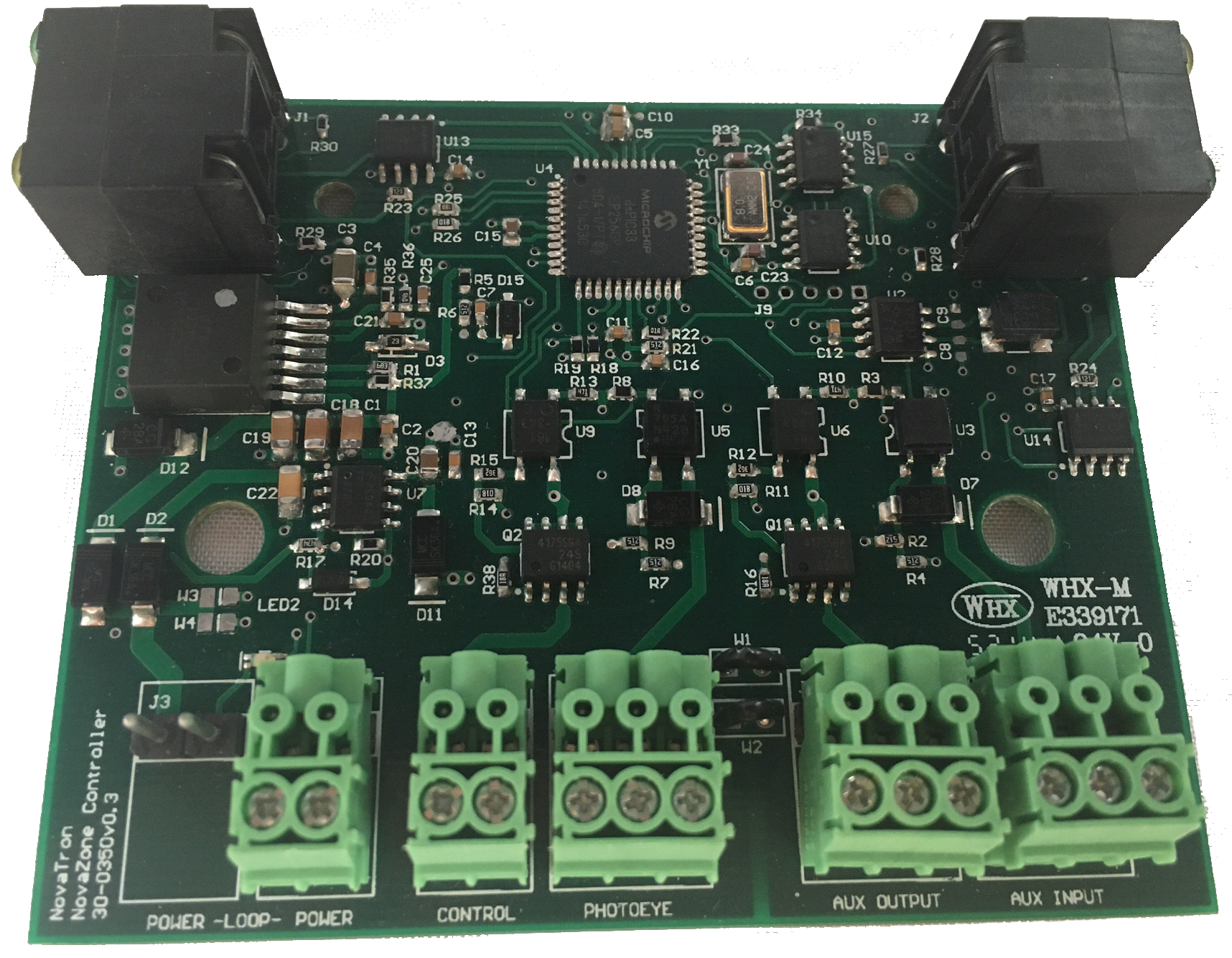 Industrial Conveyor Controller