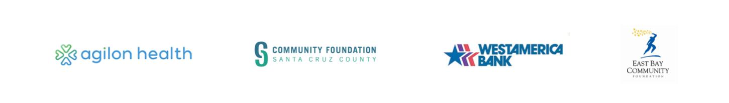 Community Foundation Santa Cruz County, East Bay Community Foundation,