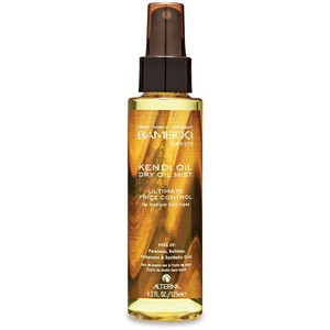 This Kendi oil mist will be sure to save your dulled out / winter-abused tresses. This product also has no parabens or sulfates!