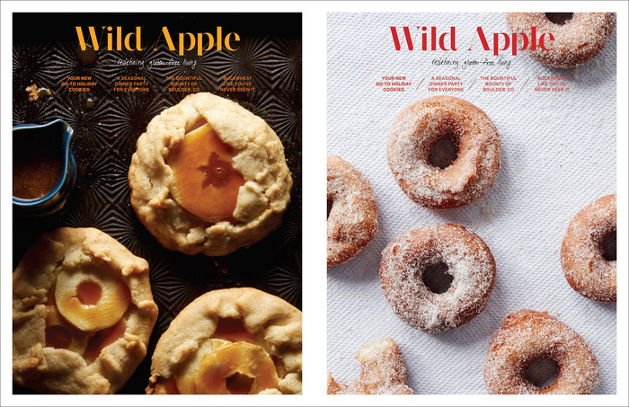 I'm dying over this gluten-free magazine by the talented food photographer and food stylist, Tara Donne & Liza Jernow.  Please, please support their kickstarter and spread the word!