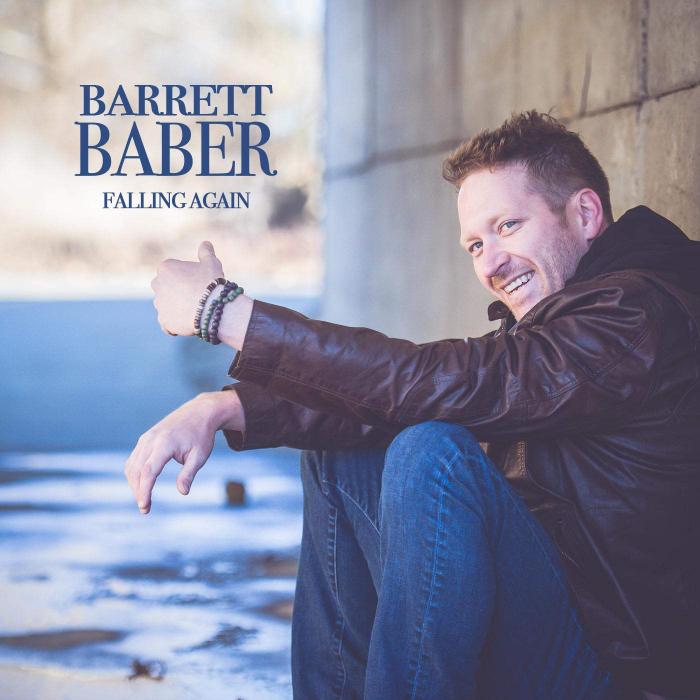 "Barrett's newest EP ""Falling Again."" Recorded at Blackbird Studios in Nashville TN & Haxton Road Studios in Bentonville AR"