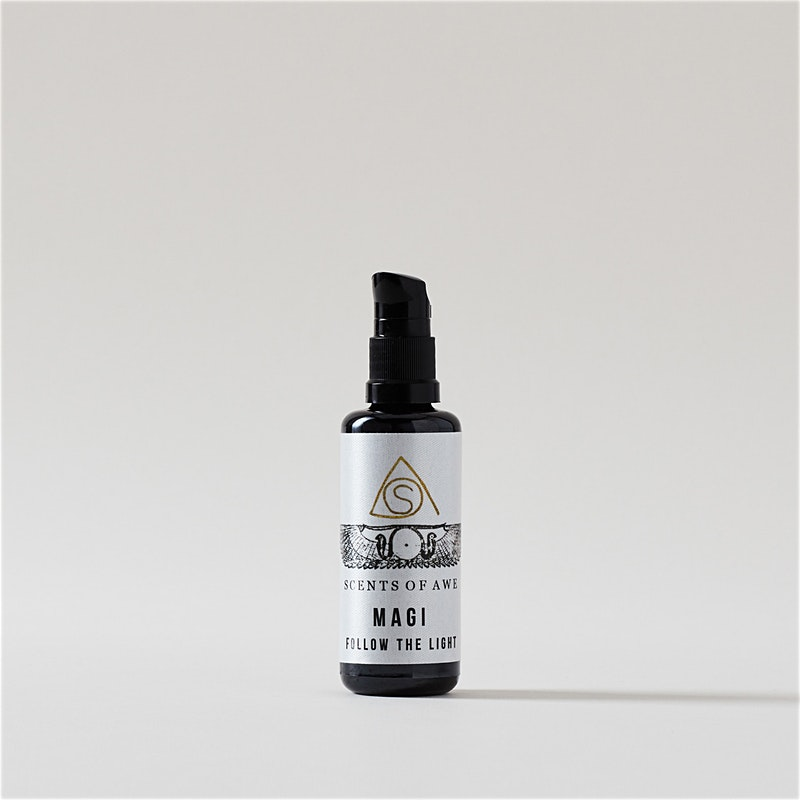 MAGI / FACE OIL CLEANSER