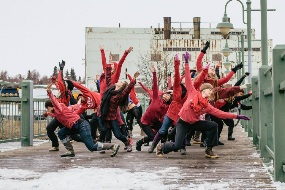 National Water Dance Project, 2014