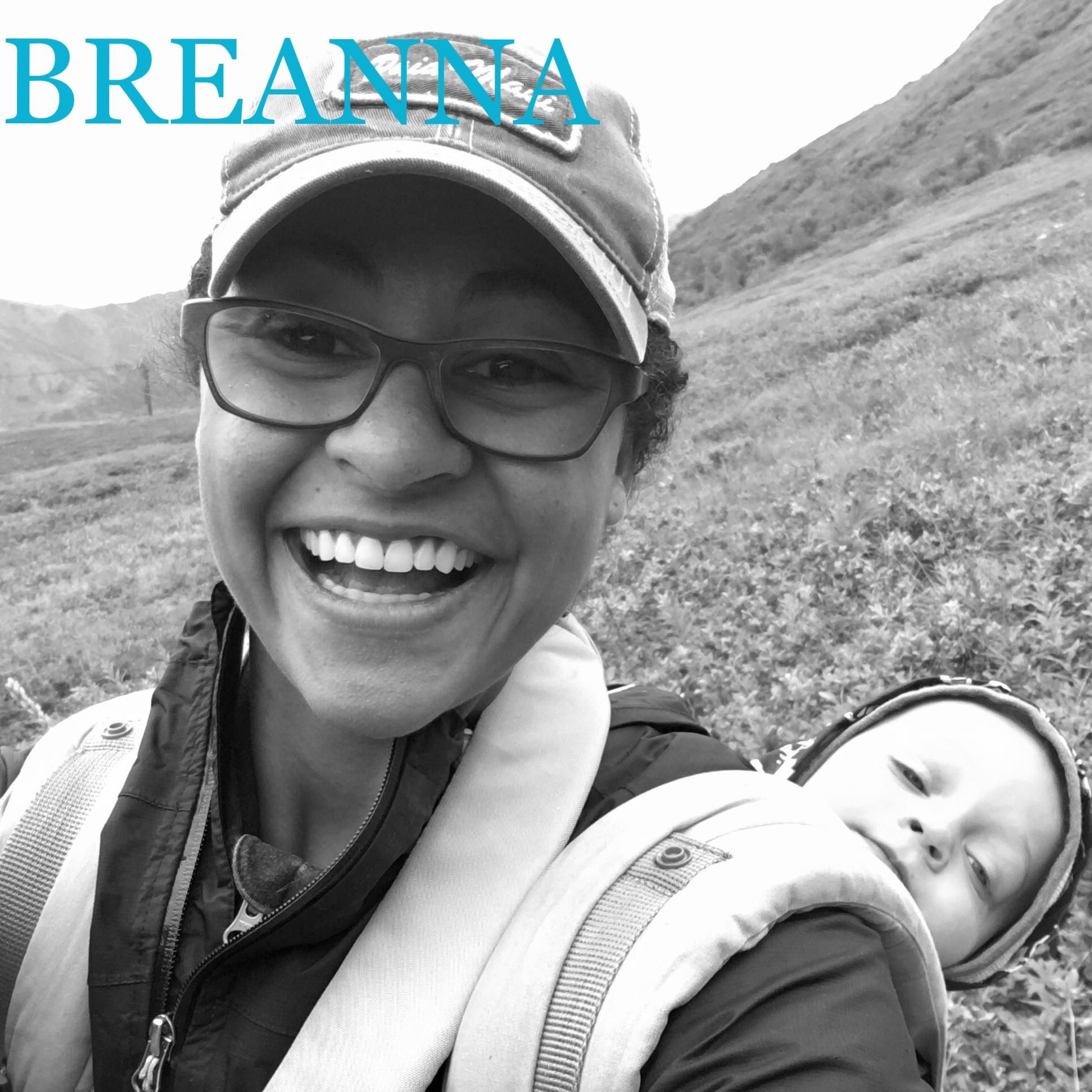 Breanna James