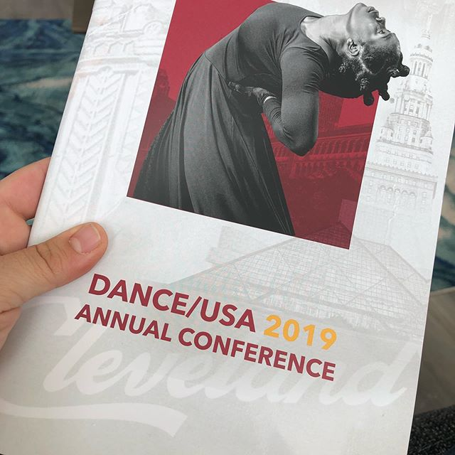 It's official! We're here and ready for #danceusa