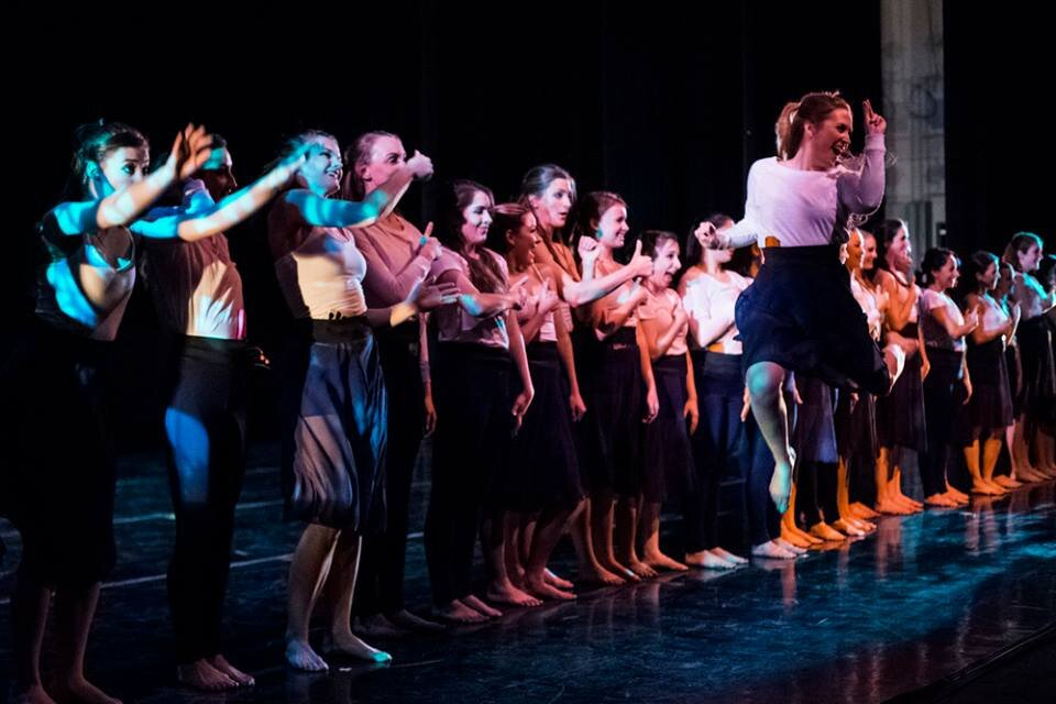 Our Shows - We work collaboratively to produce new, evolving, and excellent work in Anchorage, and support the growth of new dancers in our projects, work in the schools, and outreach programs.