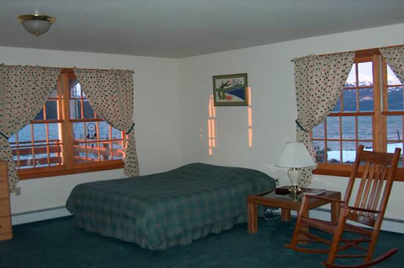 hotel room in cordova alaska
