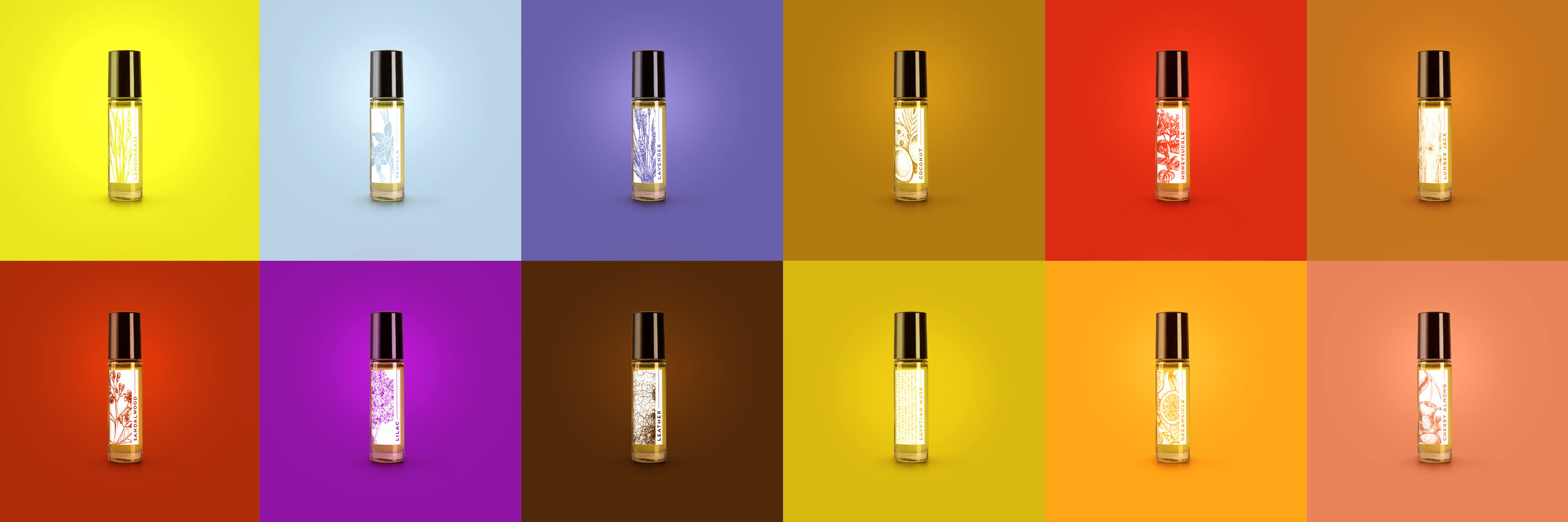 IN LOVE WITH OUR DEODORANT SCENTS?   THEY'RE NOW AVAILABLE AS FRAGRANCE OILS!   Shop