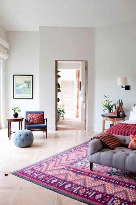 -styled by Kimberly Genevie, via Apartment Therapy