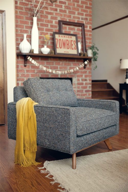 -Taylor Chair from Thrive, via Wit And Whistle