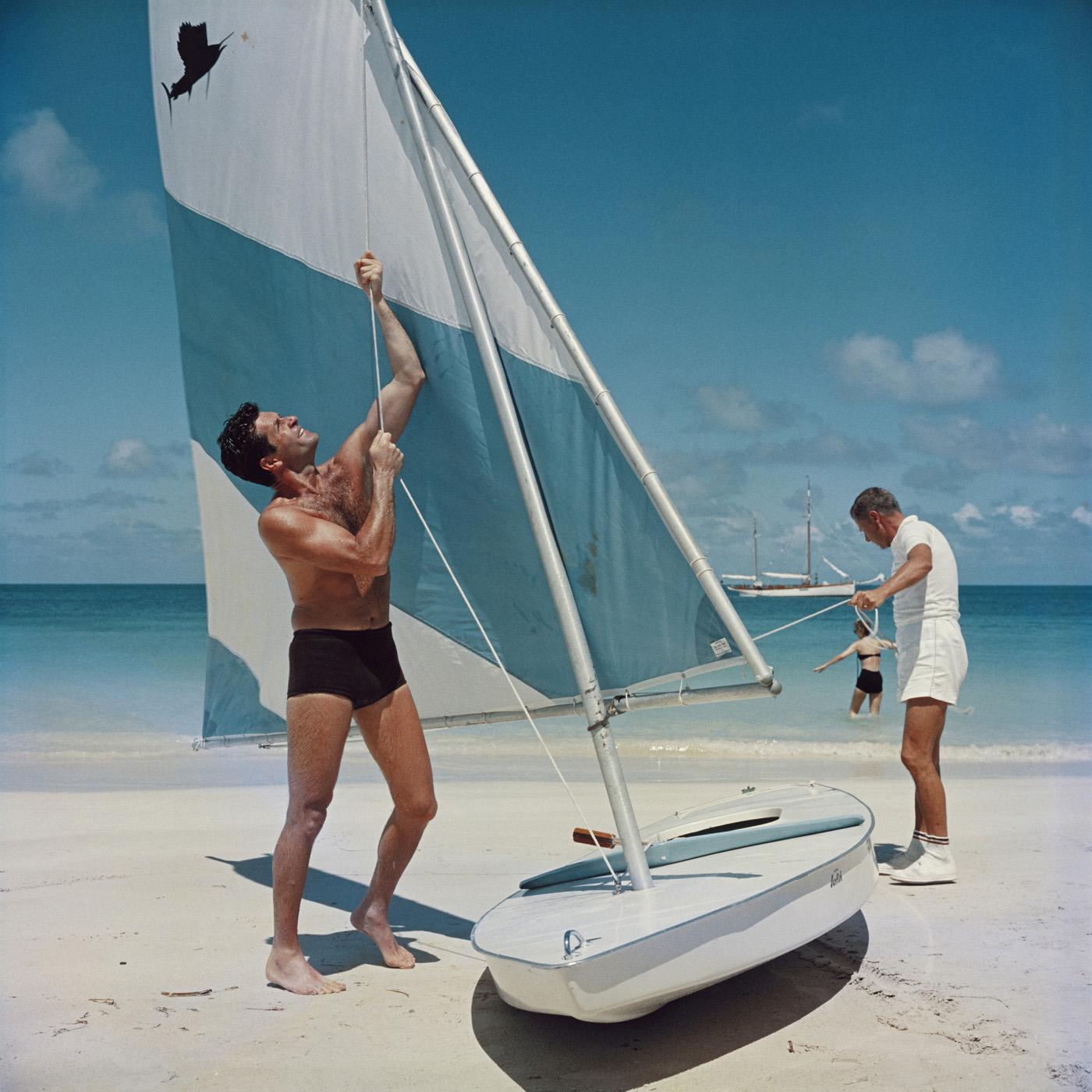 """""""Boating in Antigua"""""""