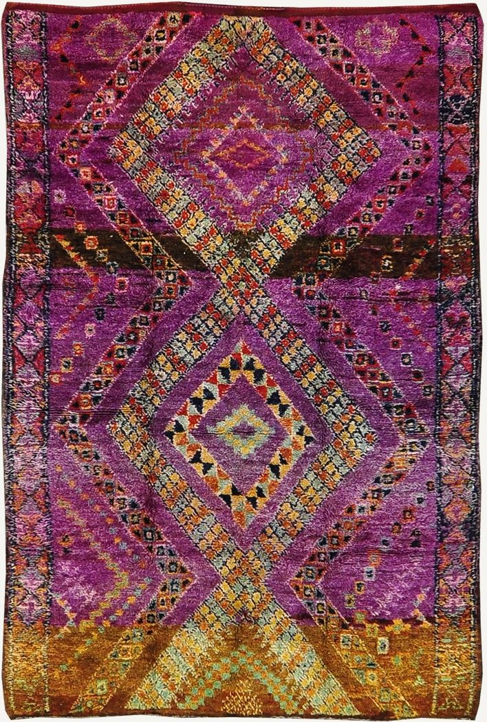 -via Mehraban / Rug love (more  here) .