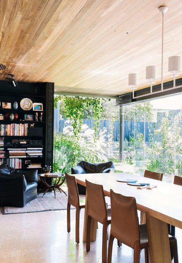 -via trendland.com / I love it above those huge windows!