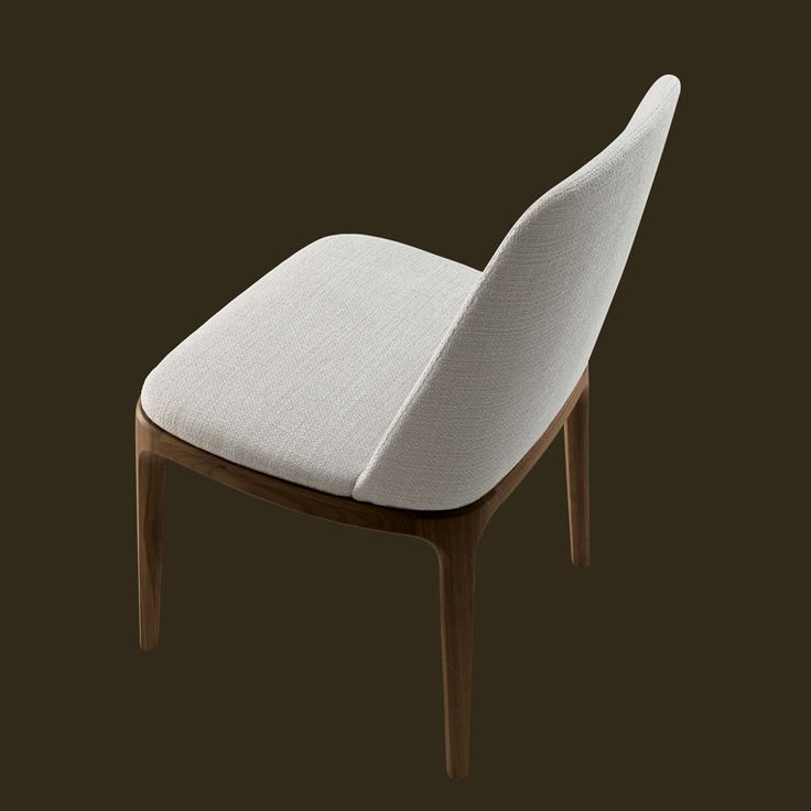 Poliform USA - Grace Chair - I haven't sat in it yet, but it's visually pretty dreamy.