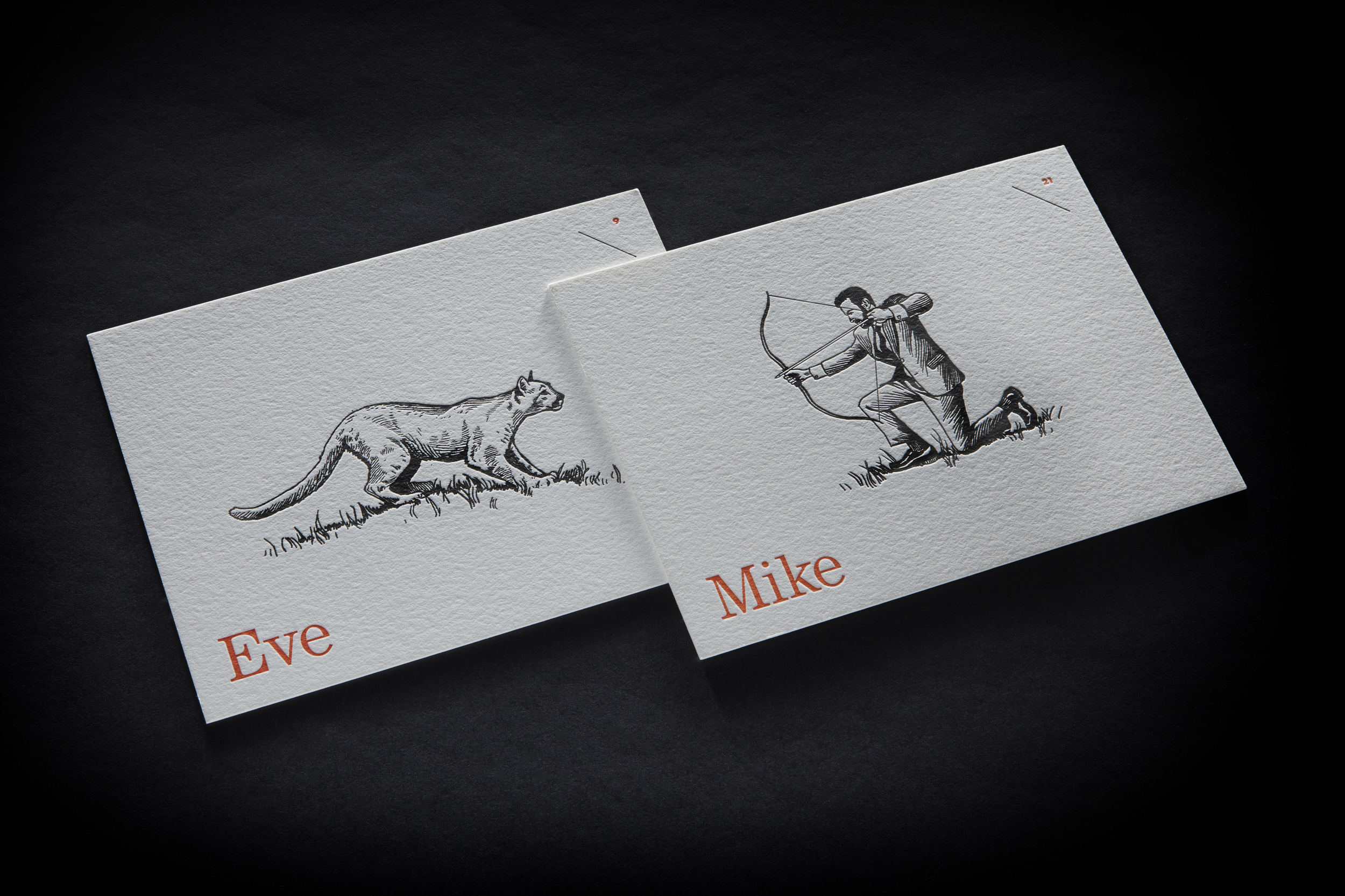 EVE & MIKE