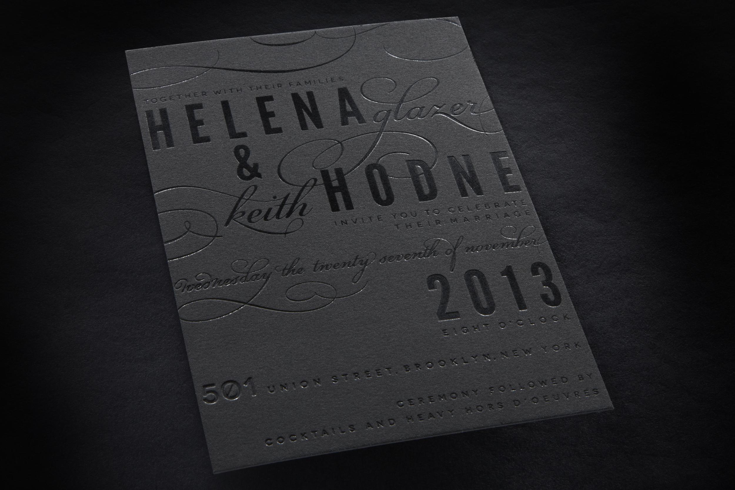 HELENA & KEITH