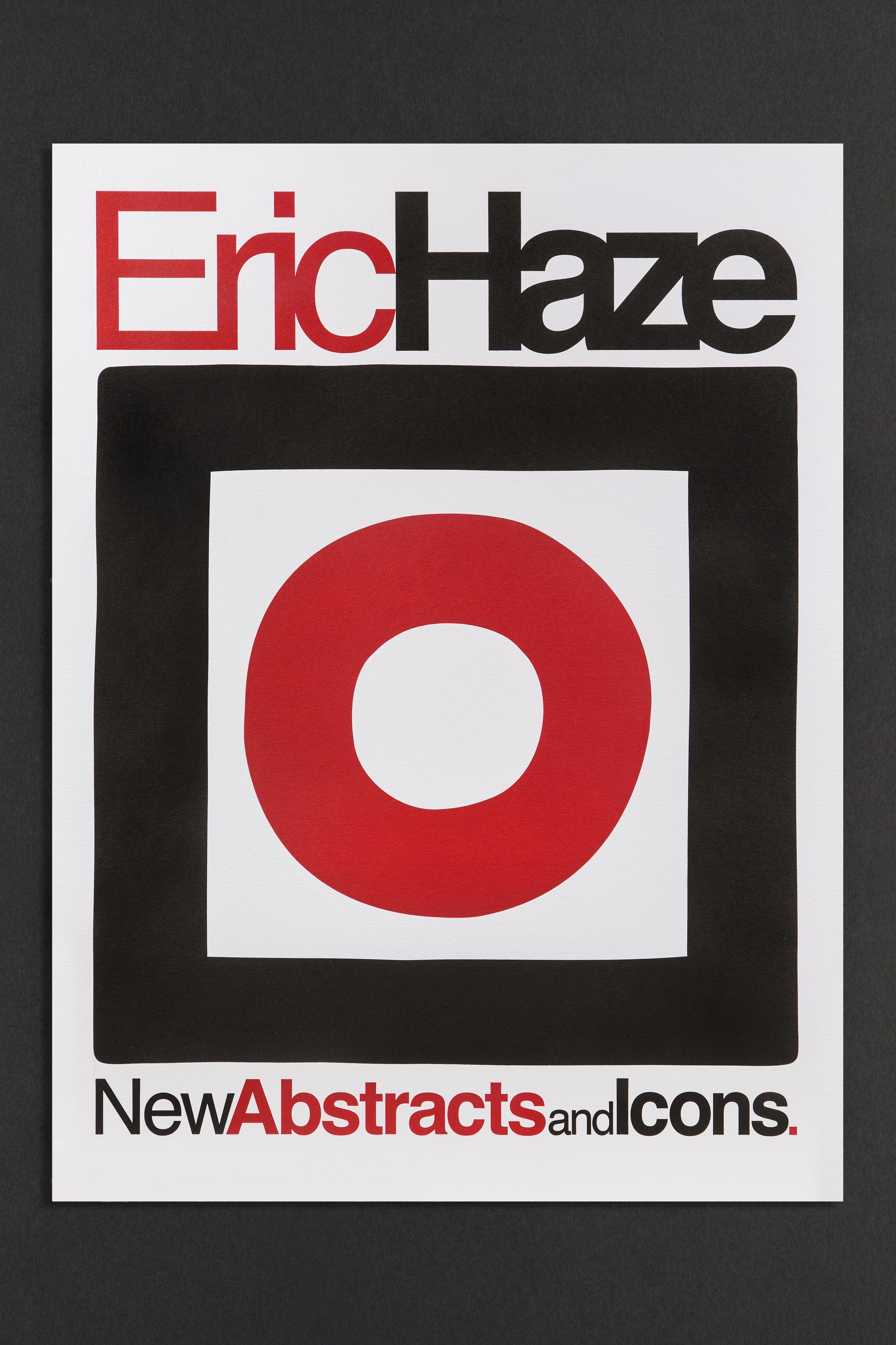 ERIC HAZE
