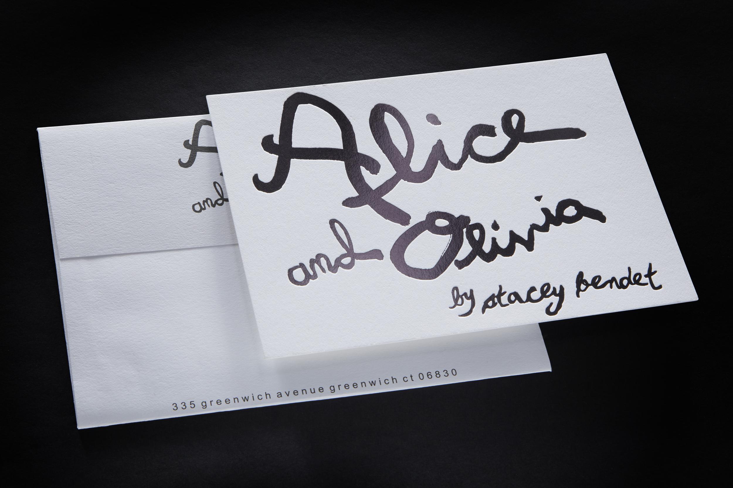 ALICE + OLIVIA