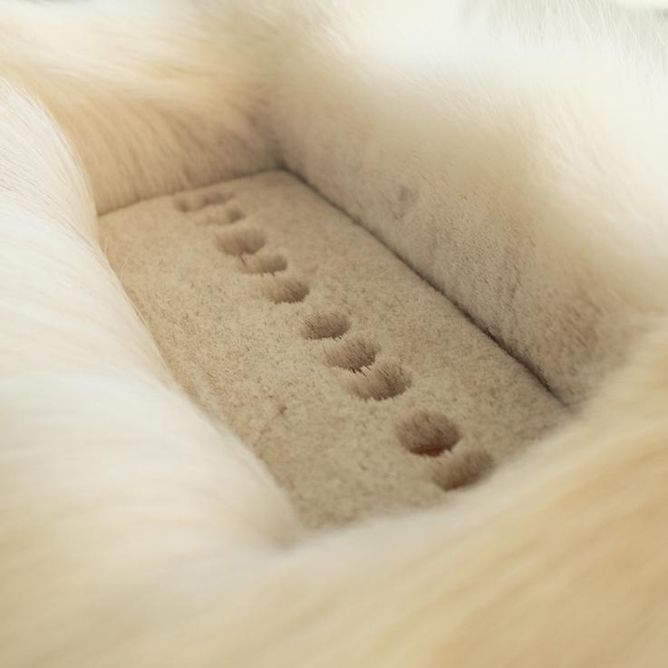 Billion Dollar Caribou, detail