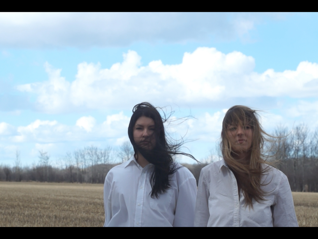 The Length of Grief: The Daughters of Métis Mothers, Video Stills, 2016