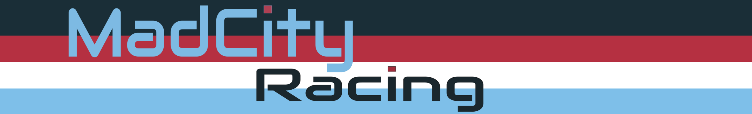 2013 MadCity Racing stripes.png