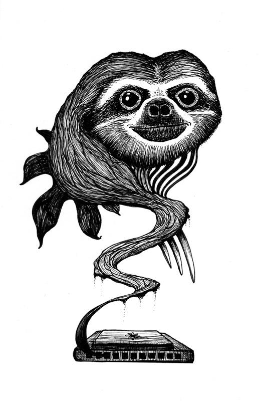 Sloth Harmonica
