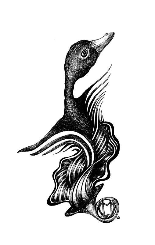 Swan Horn