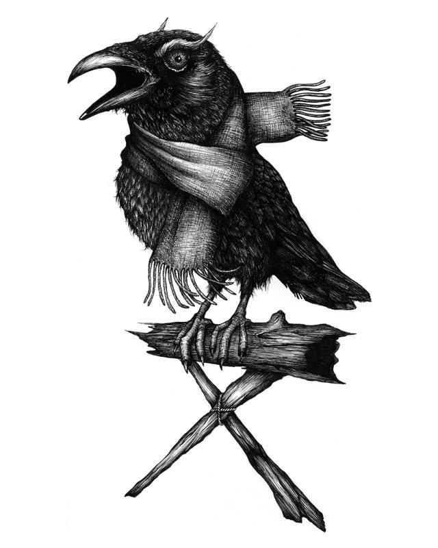Circa Raven