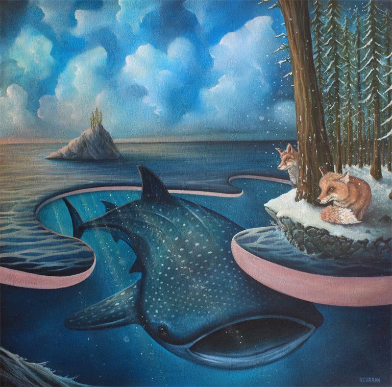 """""""Fox Island"""""""