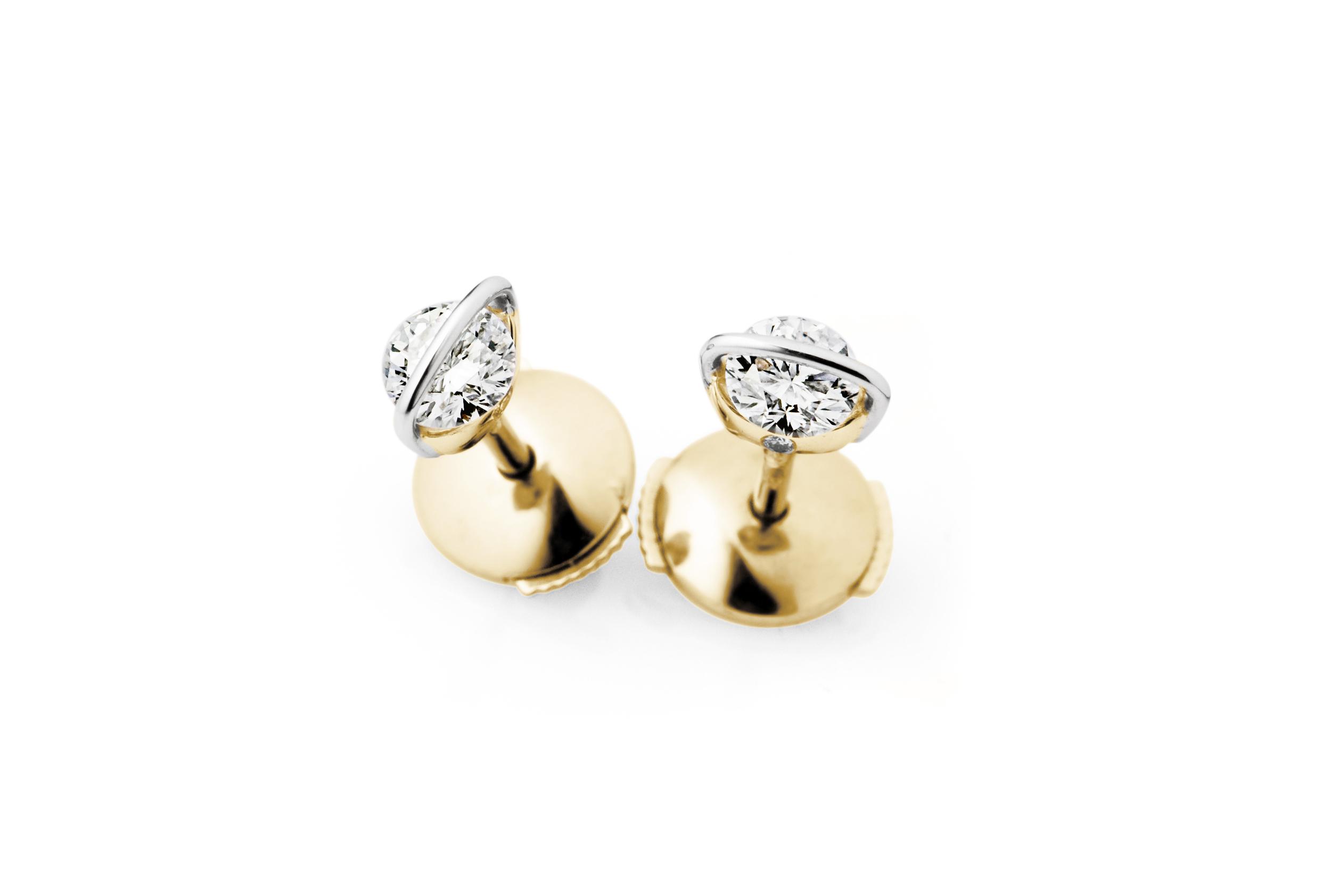 Schaffrath 'Liberte Arcana' earrings. 0.60ct. From $4,800