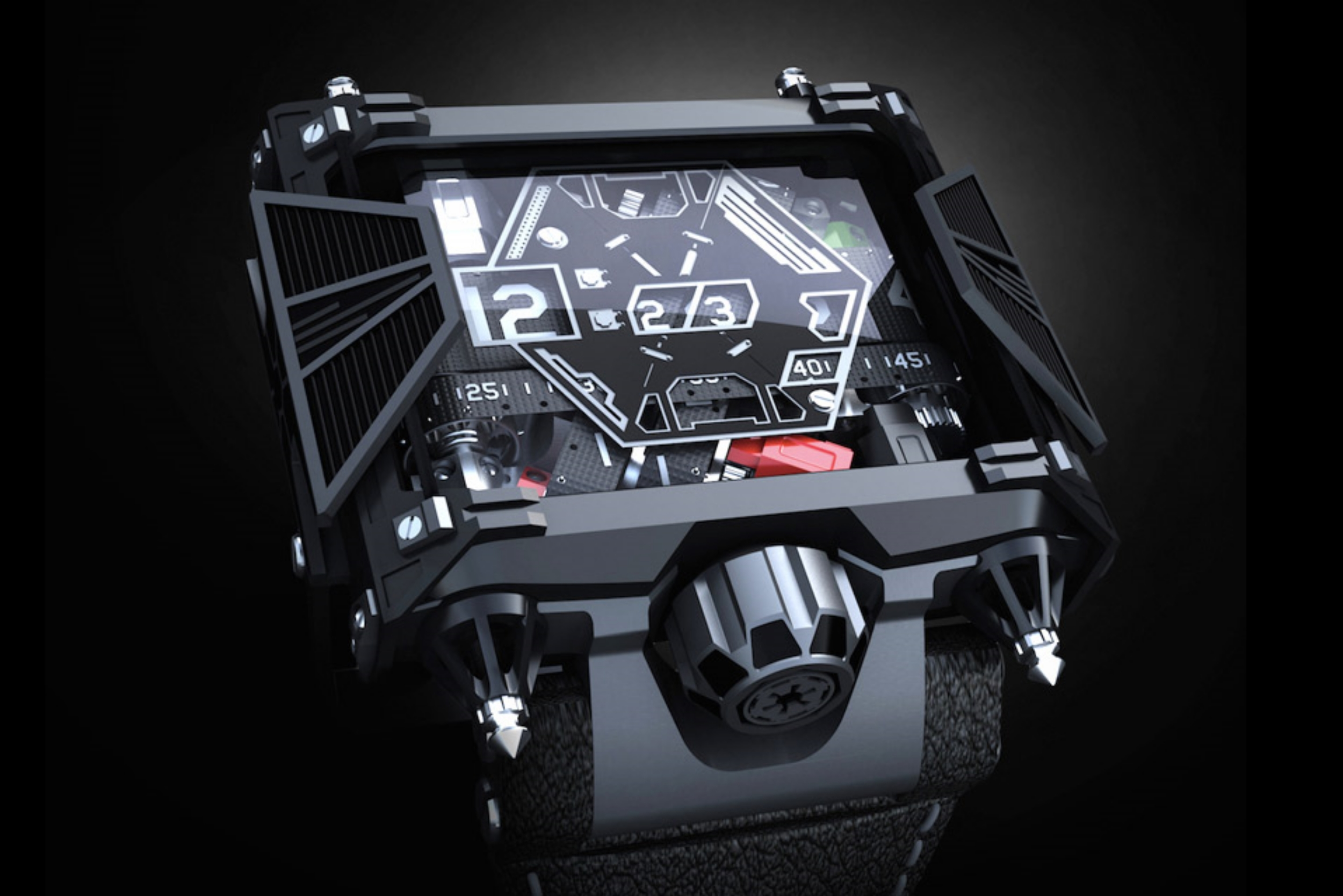 Devon Tread-1 - Star Wars Limited Edition