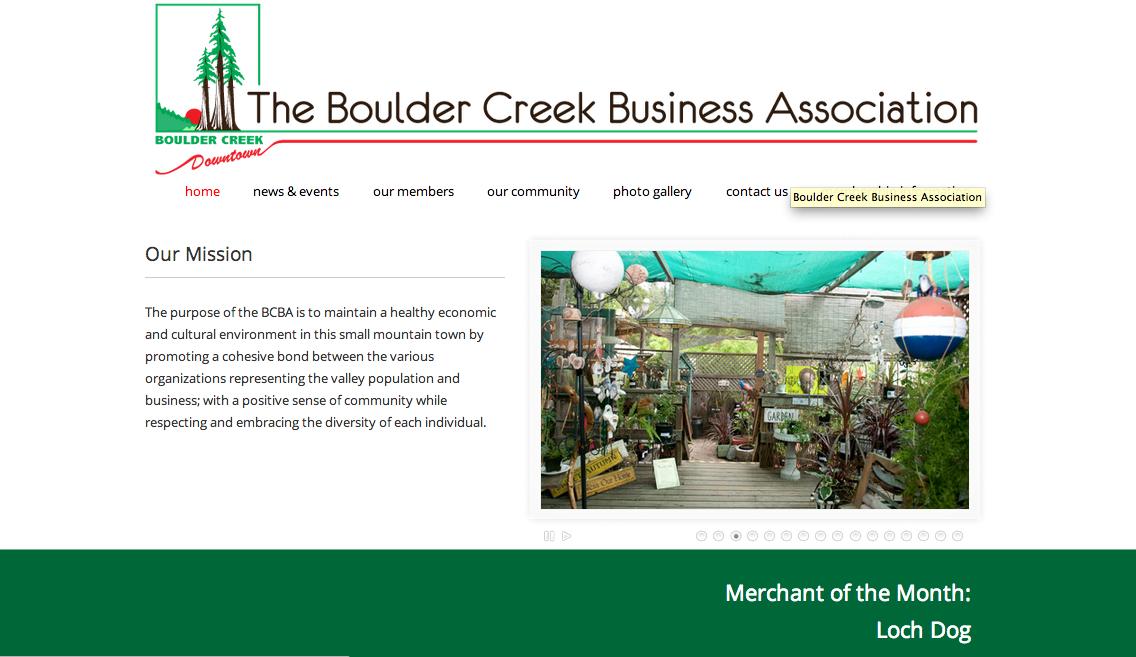 Website Design, www.bcba.net