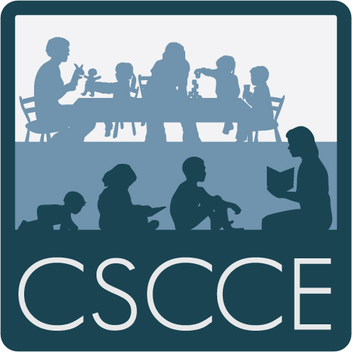 Logo Design, Center for the Study of Childcare Employment