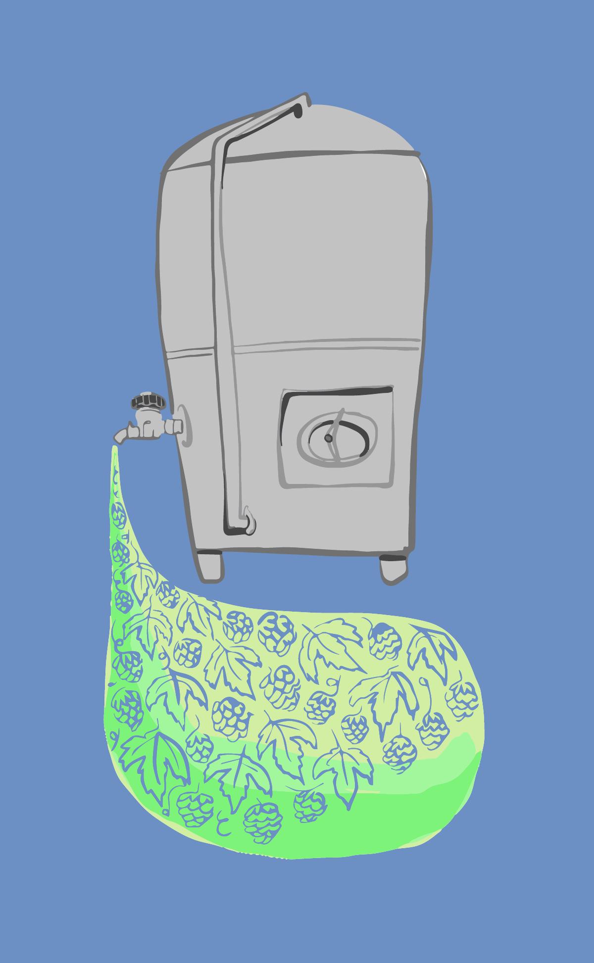 Spill (Fresh Hop)