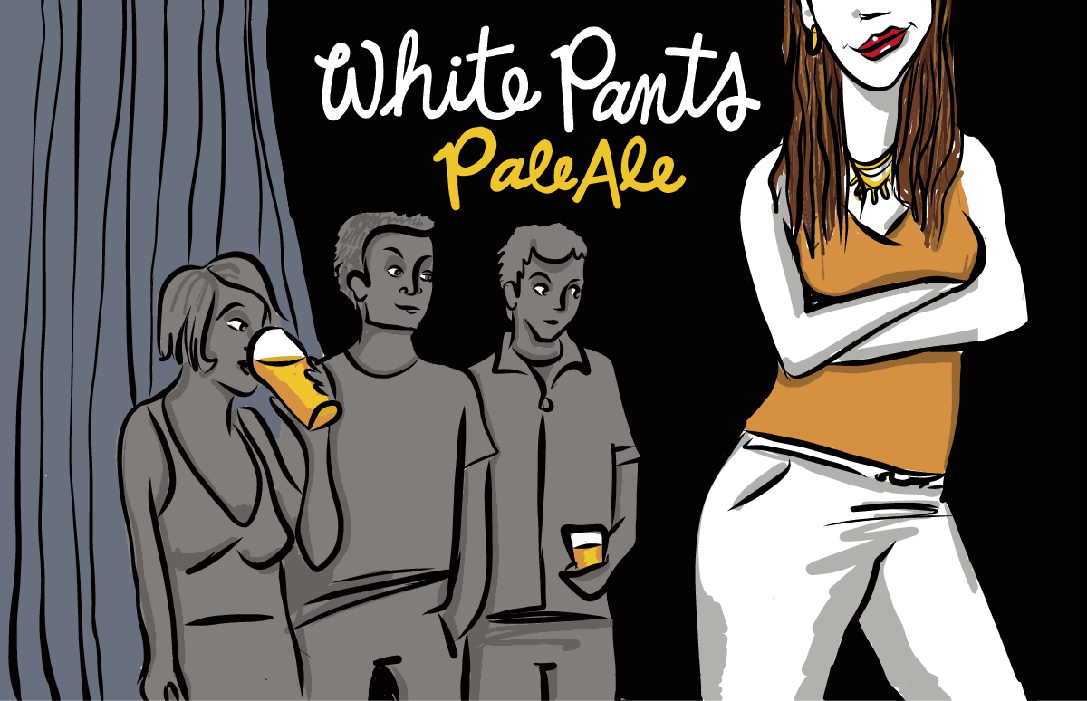 White Pants Pale Ale