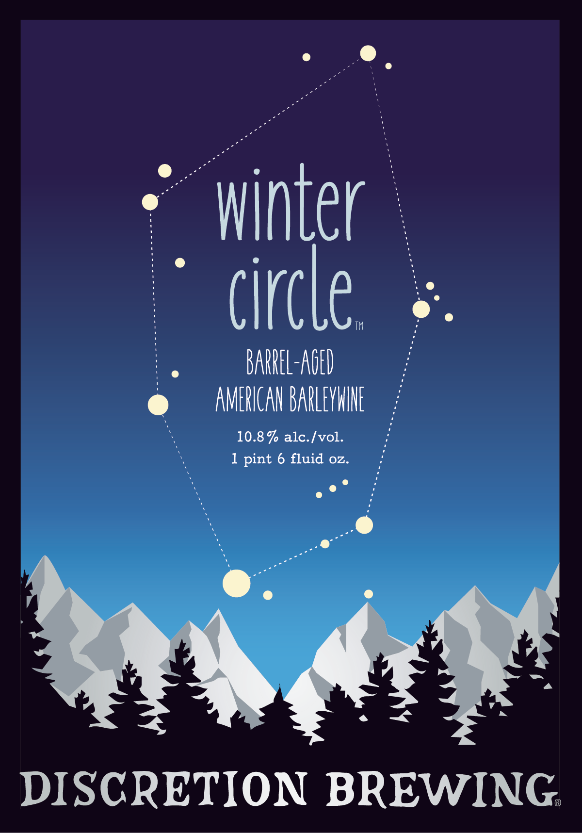 Winter Circle Barrel-Aged Barleywine