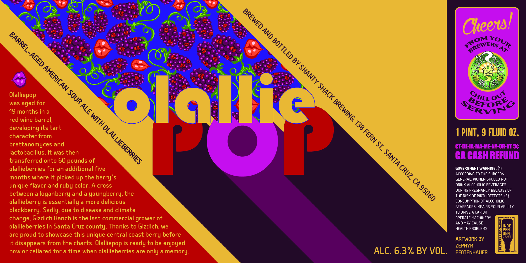 Olallie Pop