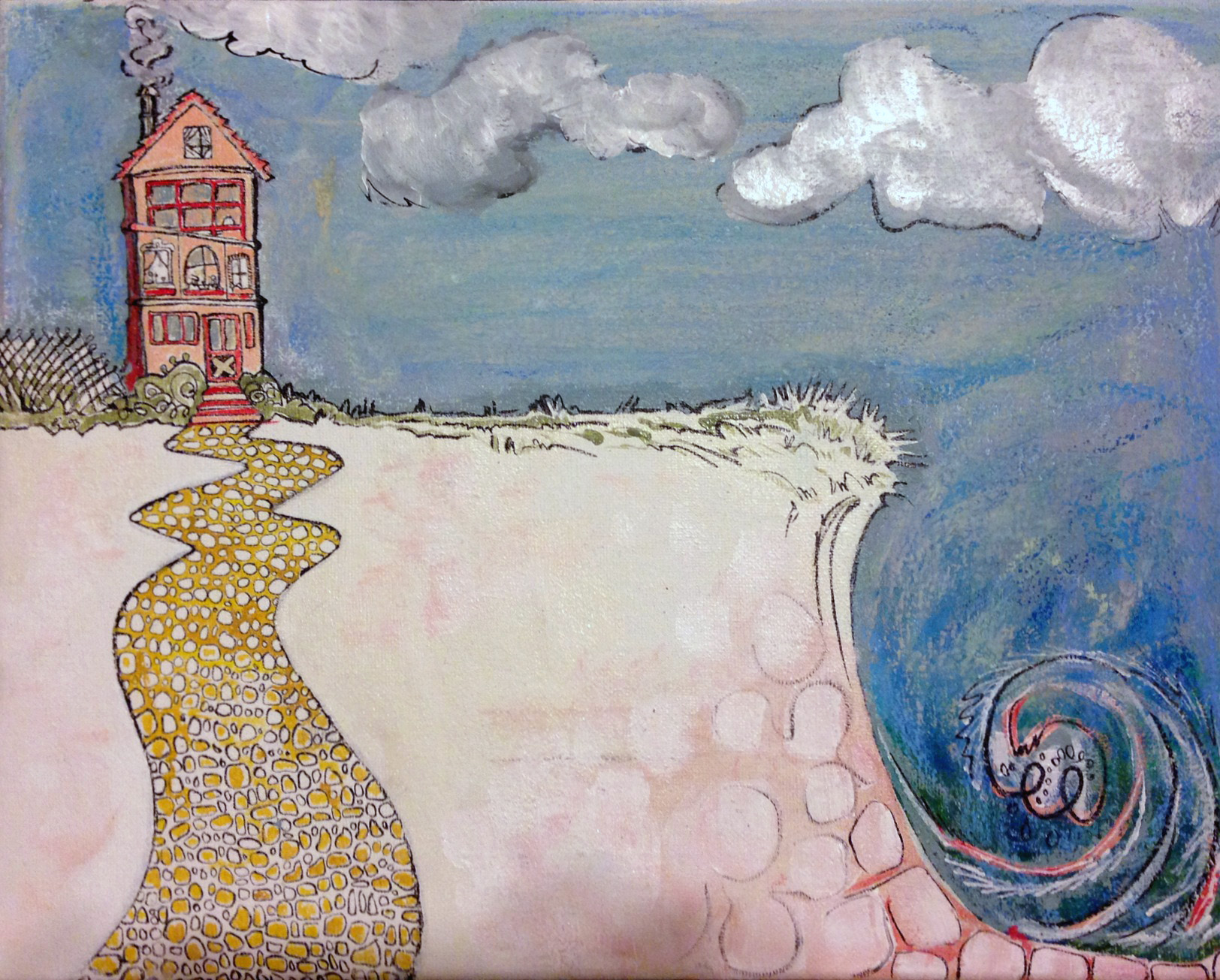 Beach Houses #1