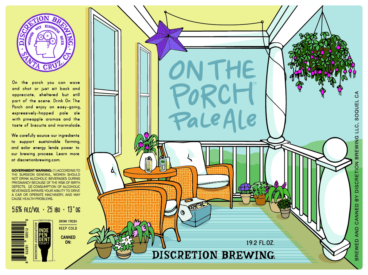 On The Porch Pale Ale