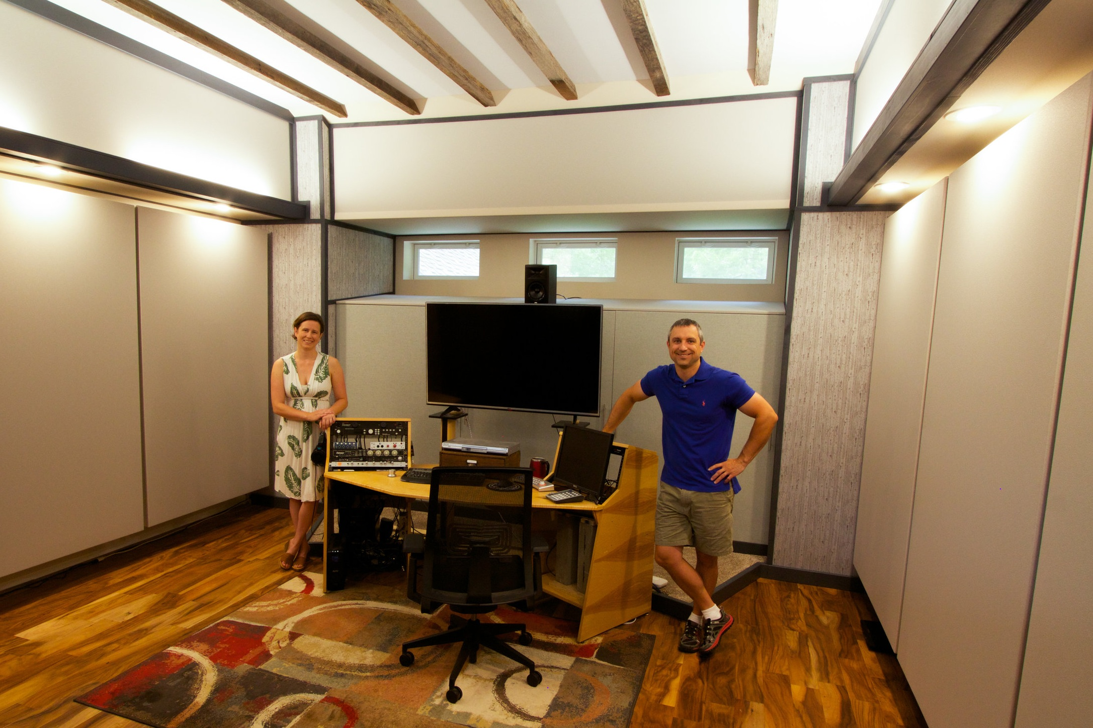 New Bloomington, Indiana studio completed in August 2018