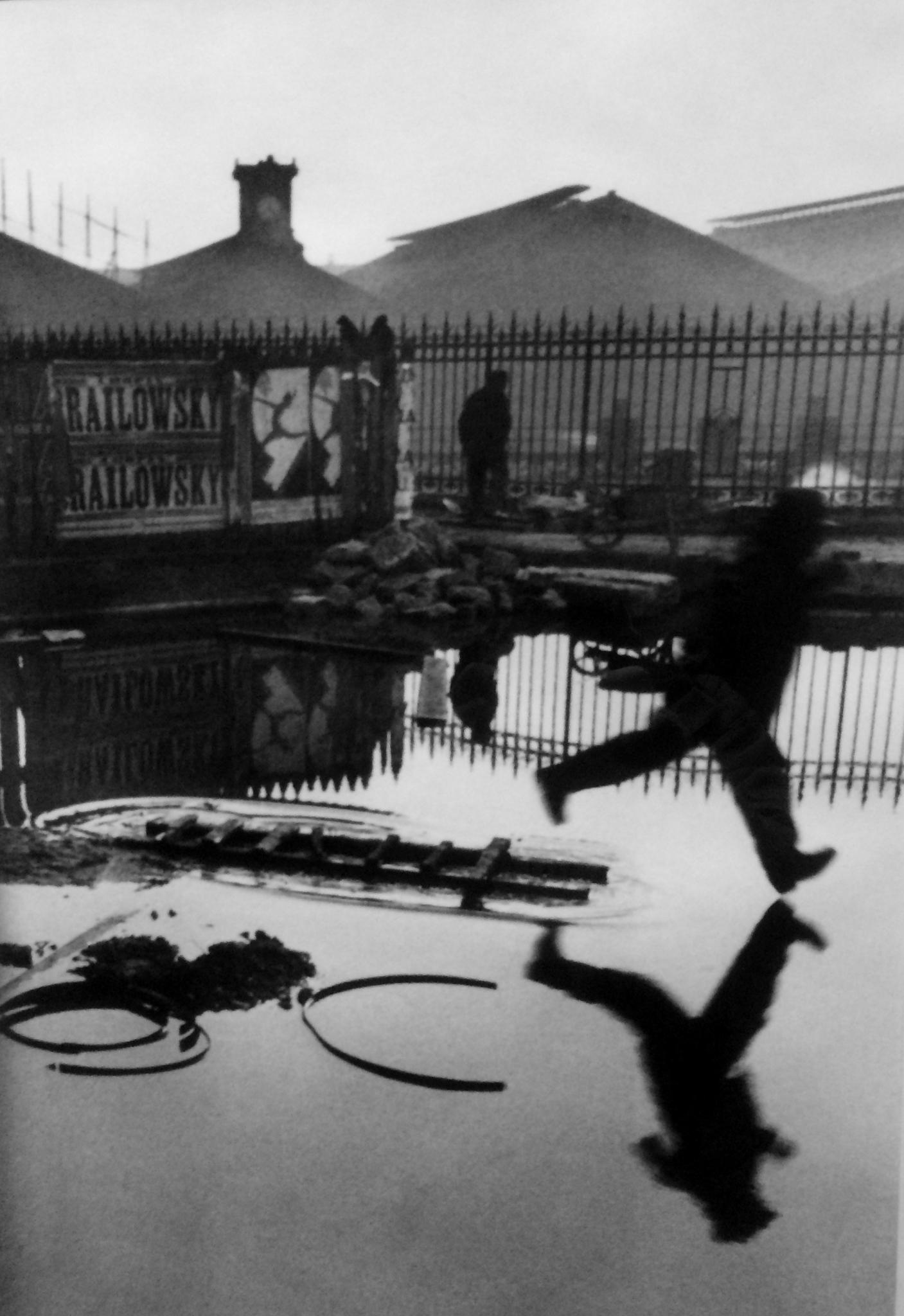 1932, Gare Saint Lazare, Paris, France.jpg