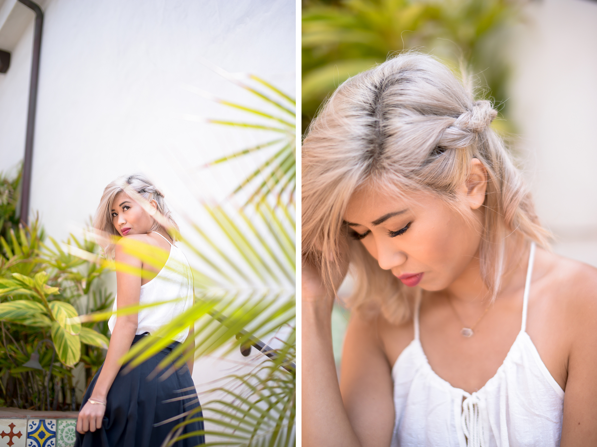 Blonde Hair By Lisa Linh Lisa Linh