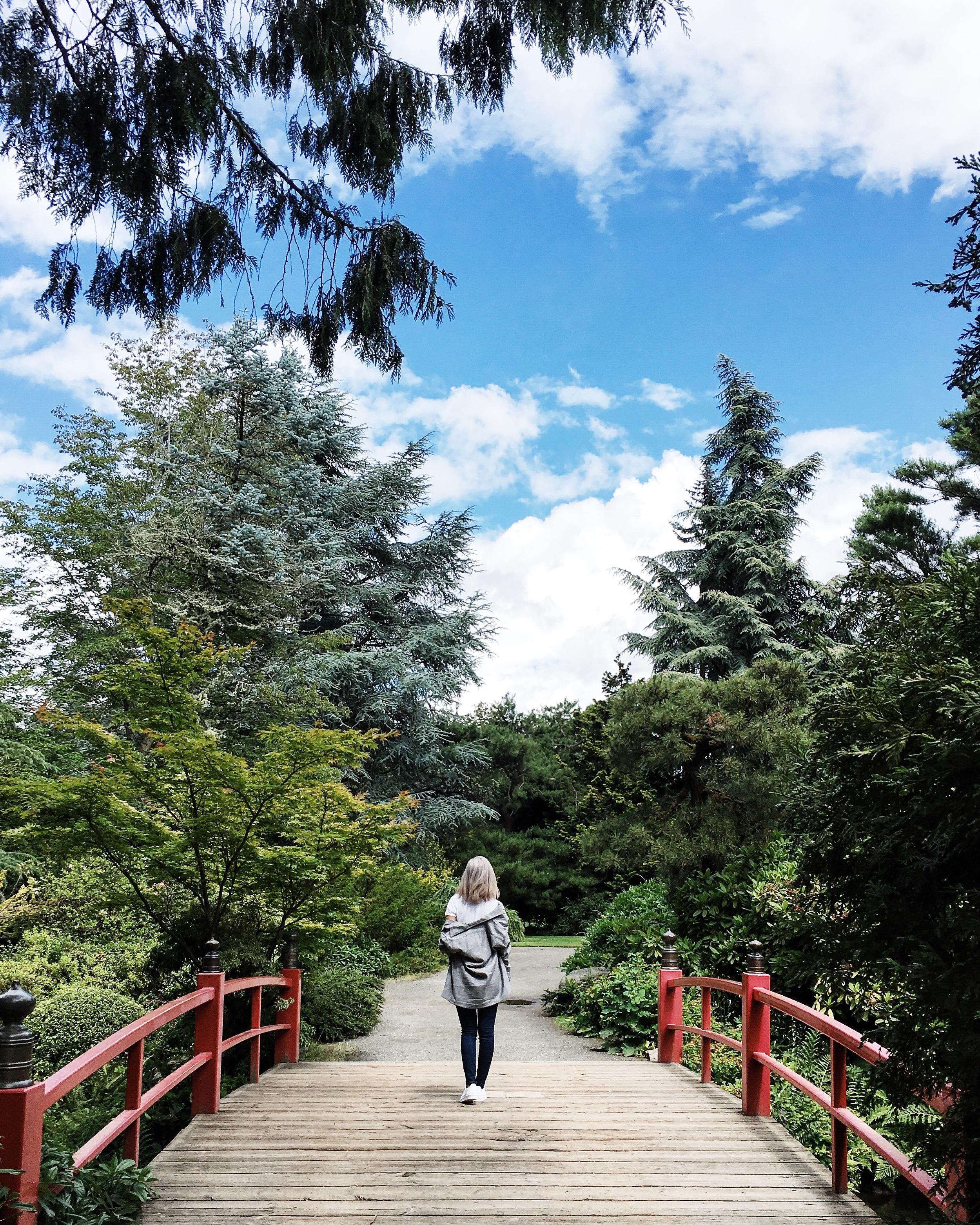 Kubota Garden Seattle WA By Lisa Linh Lisa Linh