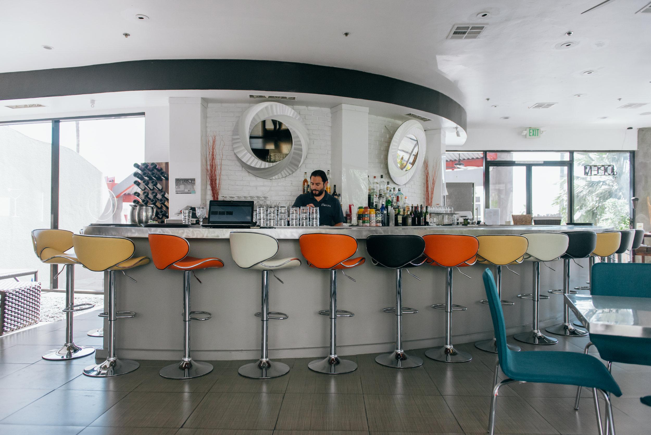 CAFE EUROPA - MEDITERRANEAN