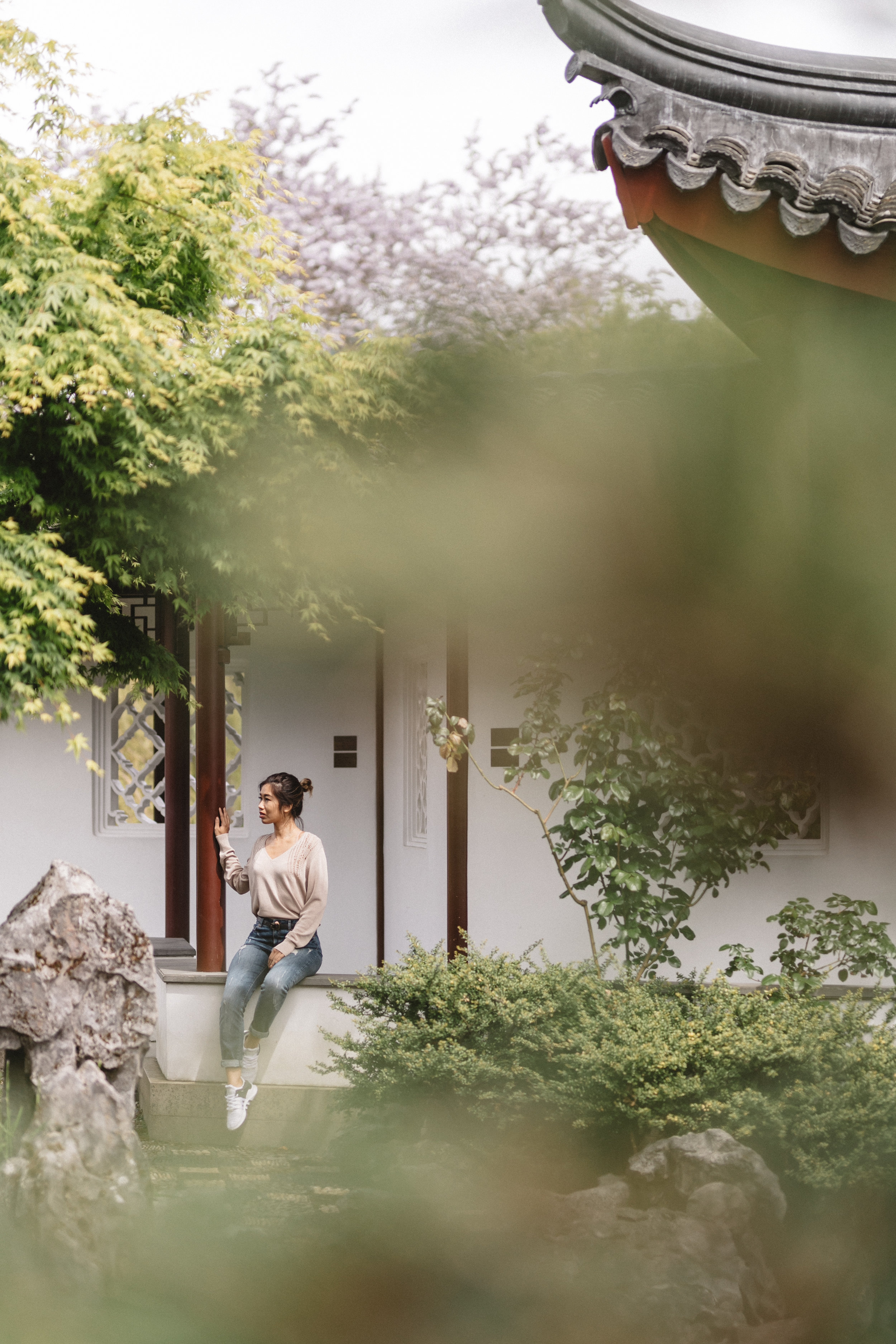 Classical Chinese Garden - Dr. Sun Yat-Sen