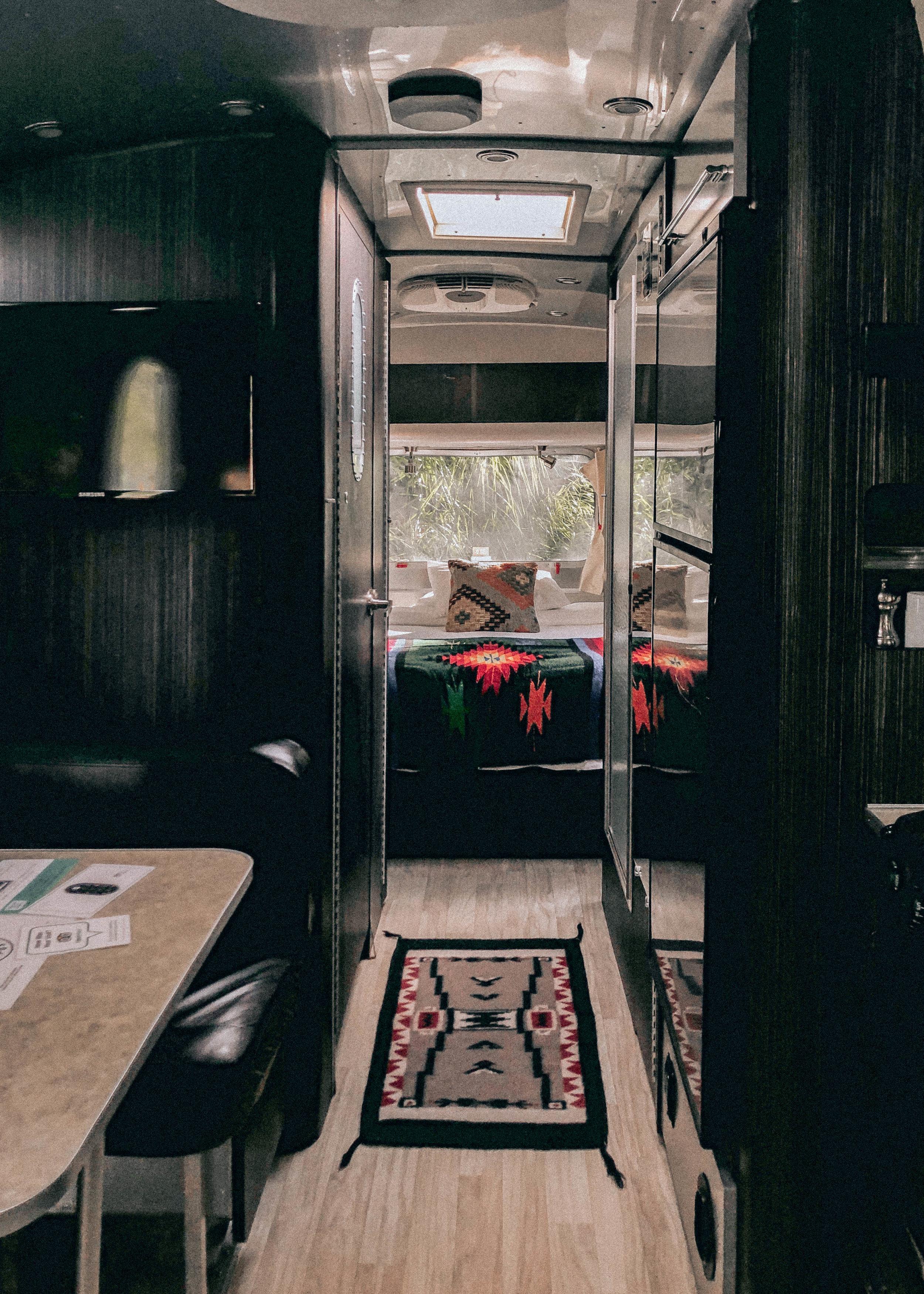 Caravan Outpost Airstream
