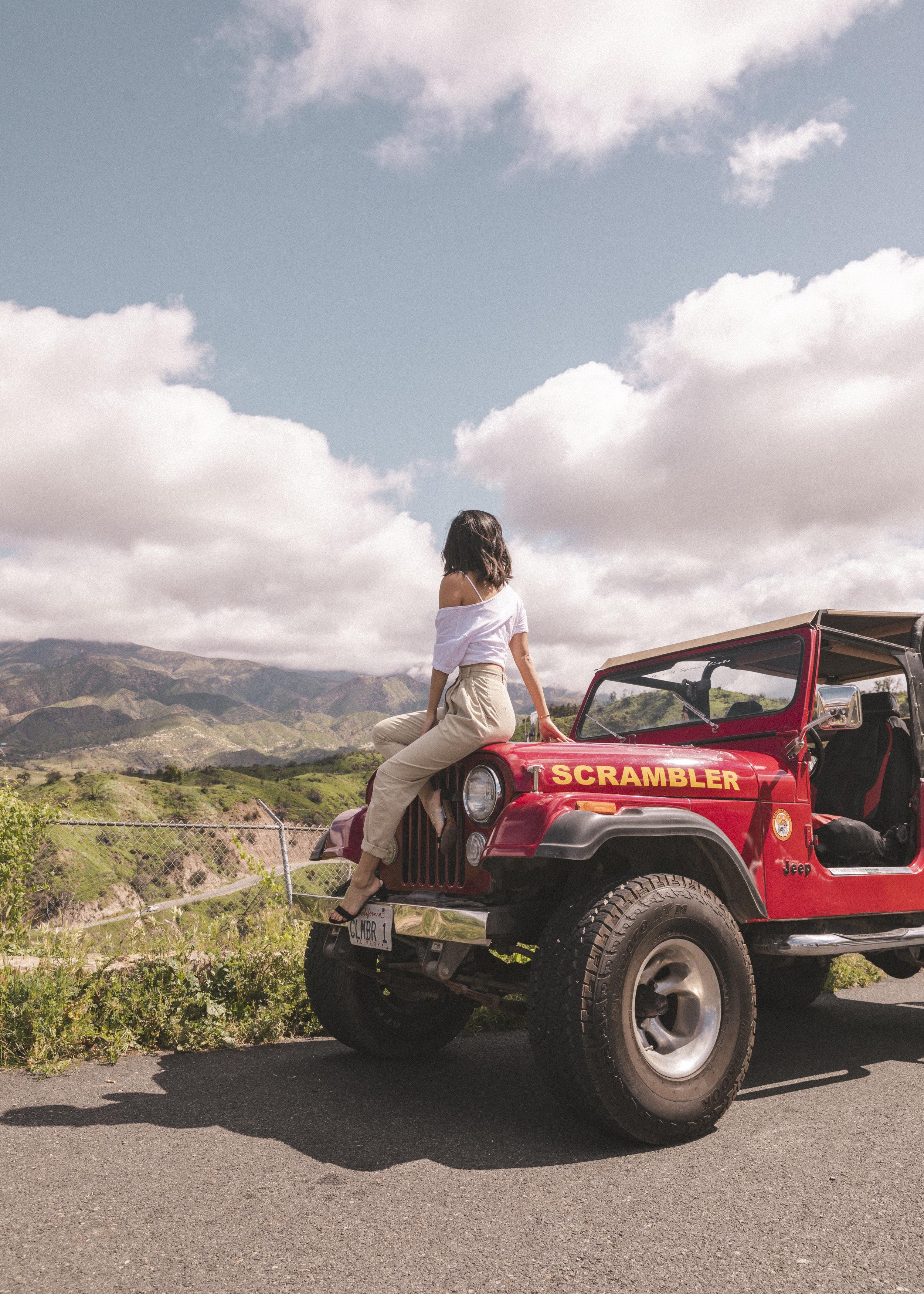 Cloud Climbers Jeep Tour