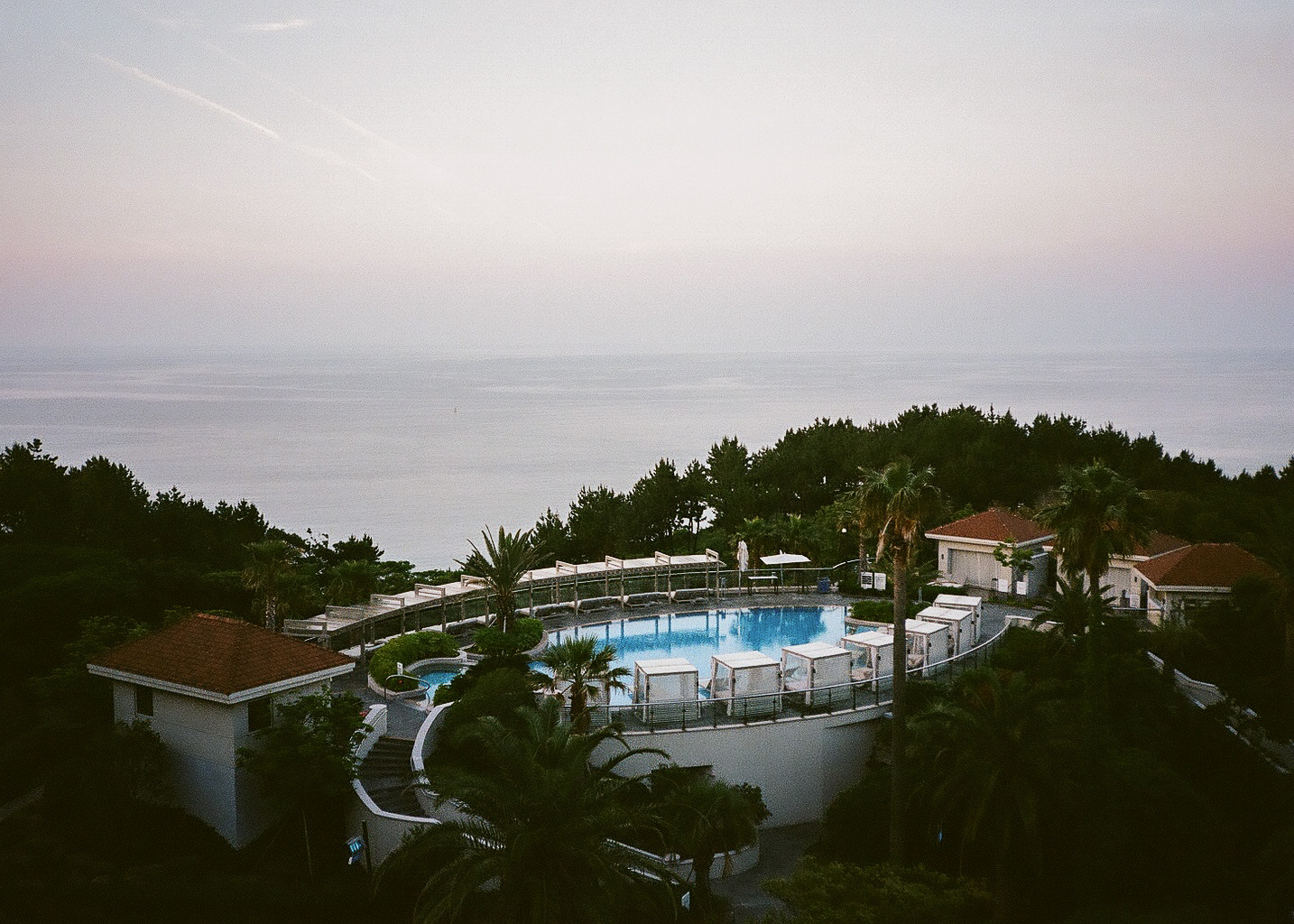 The Shilla Resort on Jeju Island