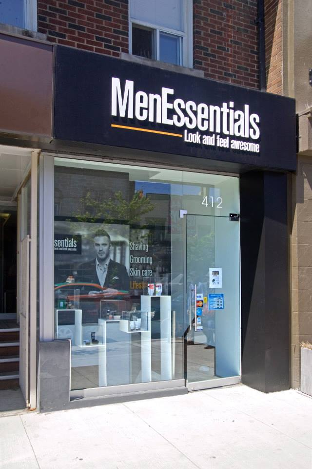 Men Essentials On The Danforth