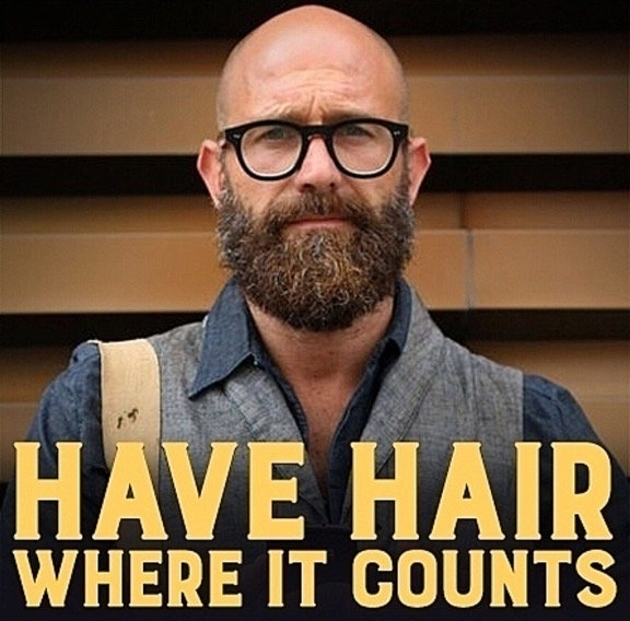 Have Hair Where It Counts